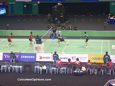 Axiata Cup semi-finals Malaysia Indonesia KL