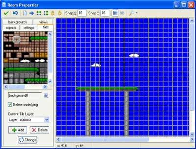 Tự sáng tạo trò chơi với phần mềm Game Maker (phần 4) 3