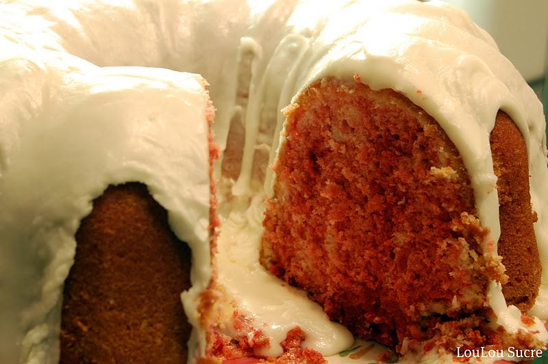 Red Velvet Pound Cake Southern Living