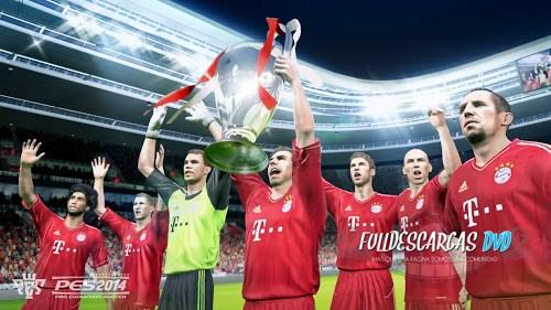 Pro Evolution Soccer 2014 PC Game Español