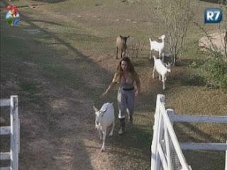 A Fazenda de verão sem animais - Quem vai participar