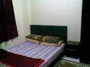 HOMESTAY NO. 3 RM130 -  2 bilik aircond 1 bilik kipas