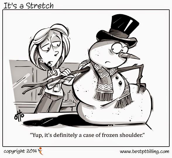 how to help my frozen shoulder