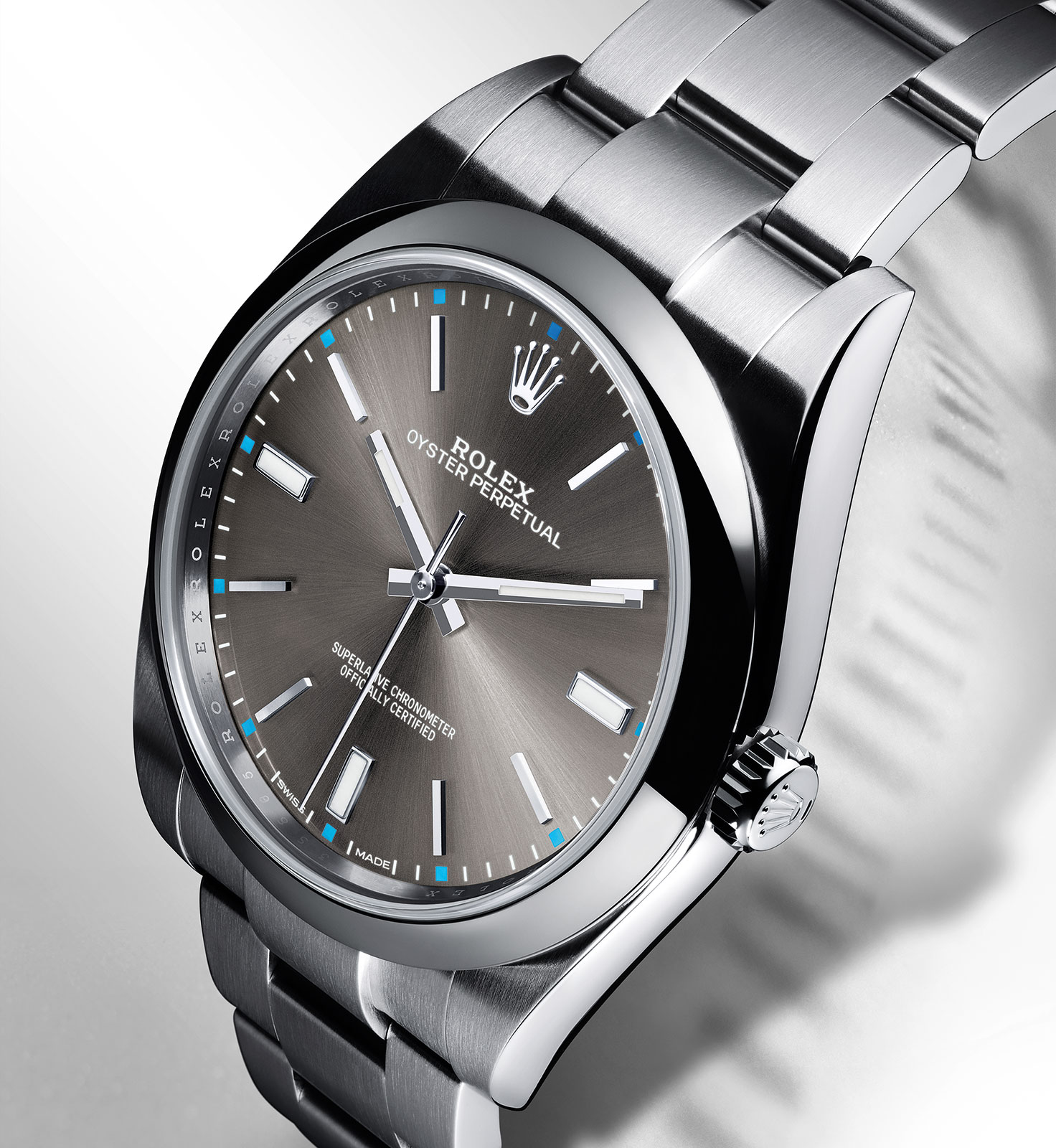 Watches By SJX: Rolex Introduces The Oyster Perpetual 39 ...