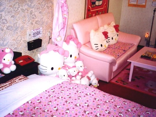 HELLO KITTY BEDROOMS - RECAMARAS HELLO KITTY  Dormitorios ...