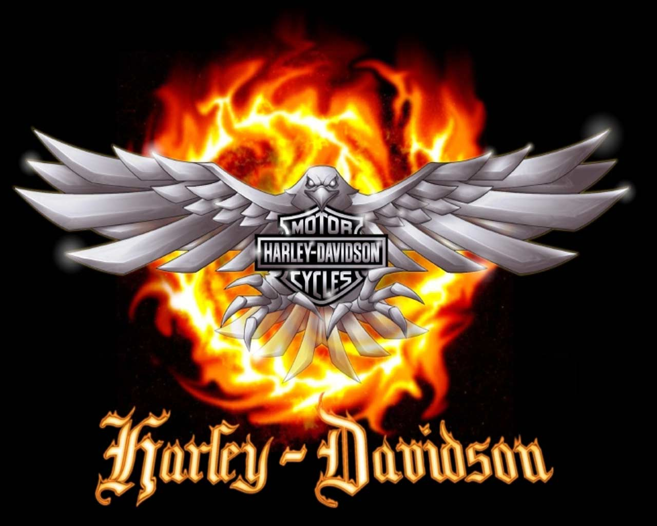Le Logo Harley Davidson