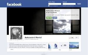 Autocontrol Mental® este pe Facebook