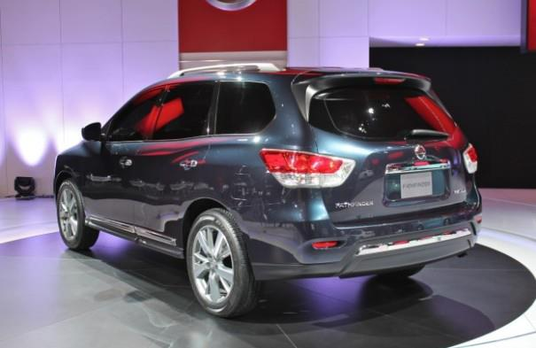 It Is Said That The 2013 Pathfinder Will Be Seen At Dealerships In The Fall  Of 2012. You Can Check Out More On The All New 2013 Nissan Pathfinder At ...