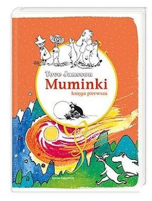 Książka Muminki Eco Manufaktura