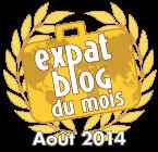 Lini's Choice à la Une de Expat Blog  ; )