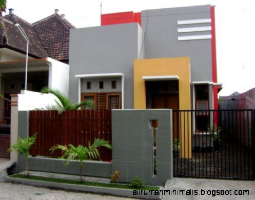 desain pagar rumah minimalis terbaru design rumah minimalis