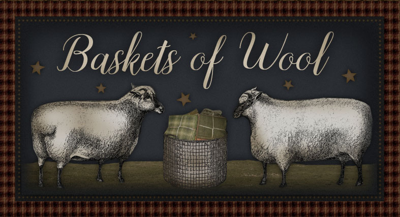 Baskets of Wool
