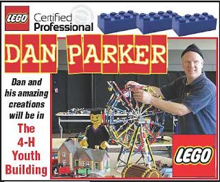 Lego's Dan Parker