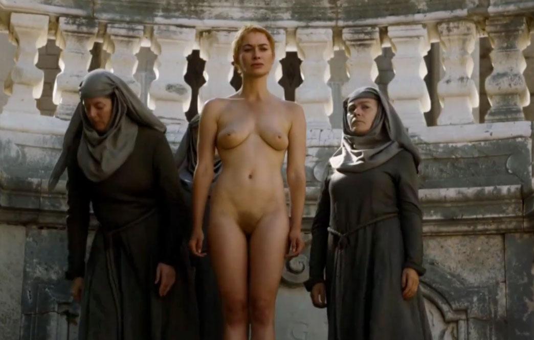 What splendid nude female game