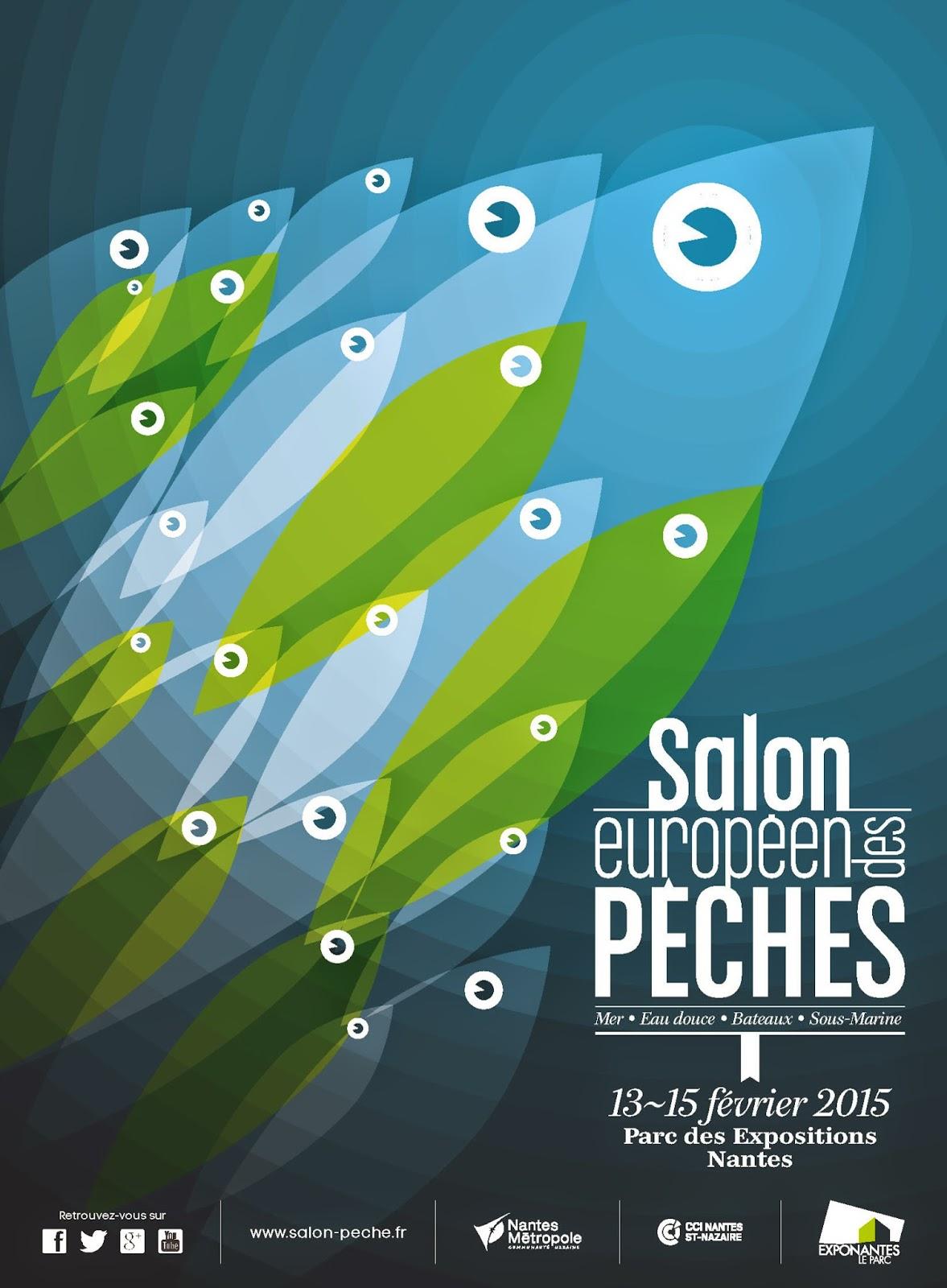 Royalelabrax22 salon europ en des p ches en mer 2015 - Salon des peches en mer ...