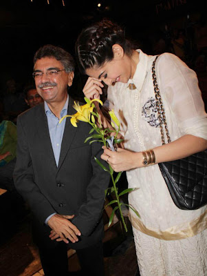 sonam at khalid mohammed book launch latest photos