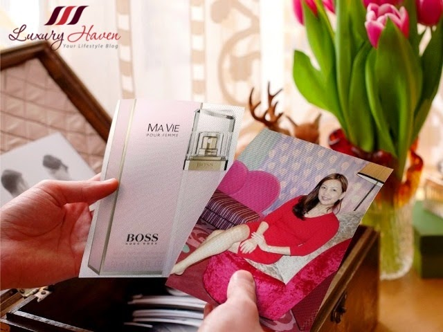 boss ma vie pour femme fragrance blogger review