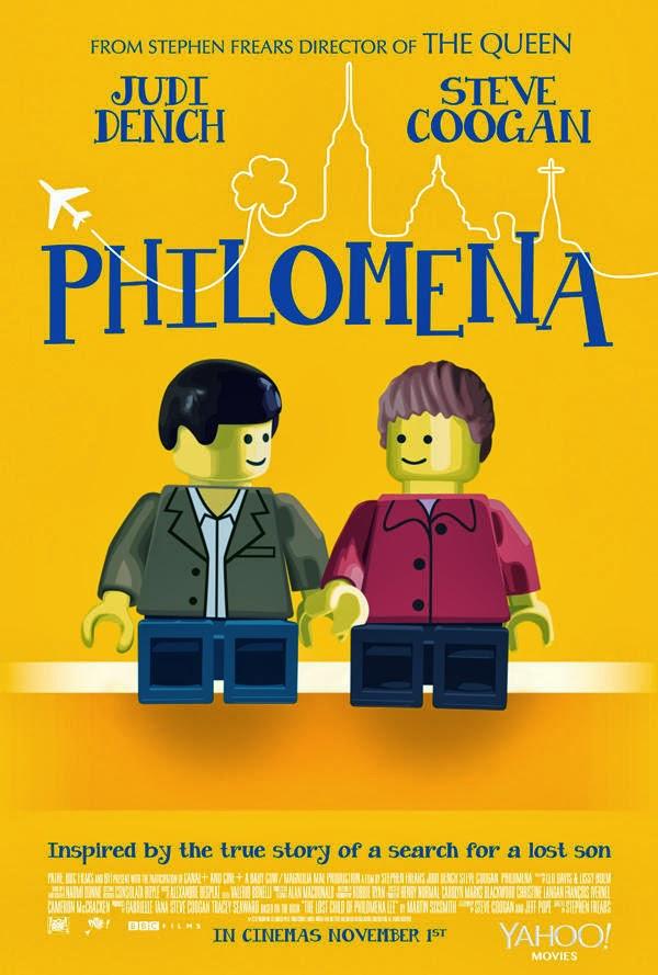 Poster Lego - Philomena