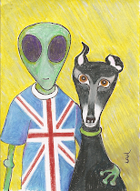 The Alien and Sam