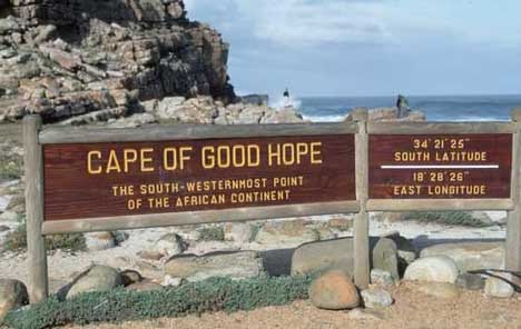 World Most Popular Places Cape Point South Africa