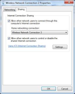 Cara Mengaktifkan Virtual WiFi Pada Windows 7
