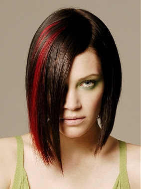 Peinados Casuales Y Modernos Elegantes Peinados Modernos Cortos En - Peinados-cortos-modernos