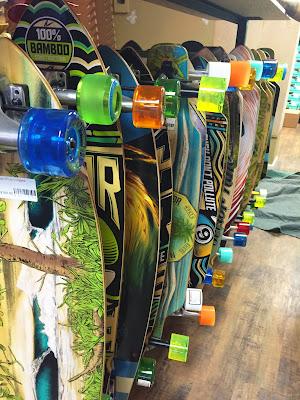 Orlando Skateboard Shop Longboarding