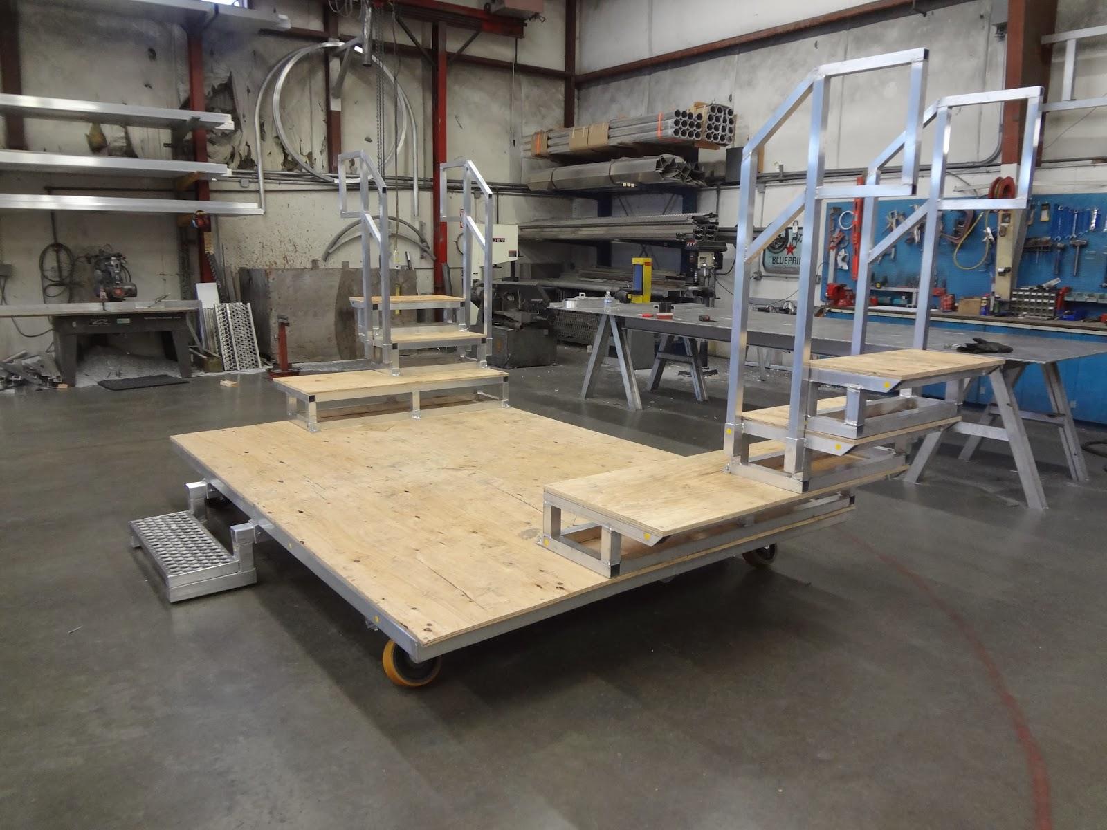 Bedding Cart