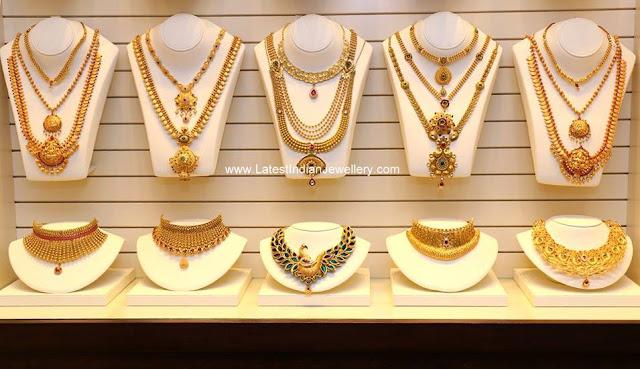 Joyalukkas Jewellery Collection