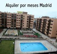 Alquiler por meses Madrid