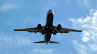 A plane coming into Murcia San Javier airport in Spain. (Credit: xlibber) Click to Enlarge.