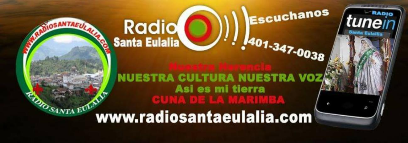 Bienvenidos a Radio Santa Eulalia