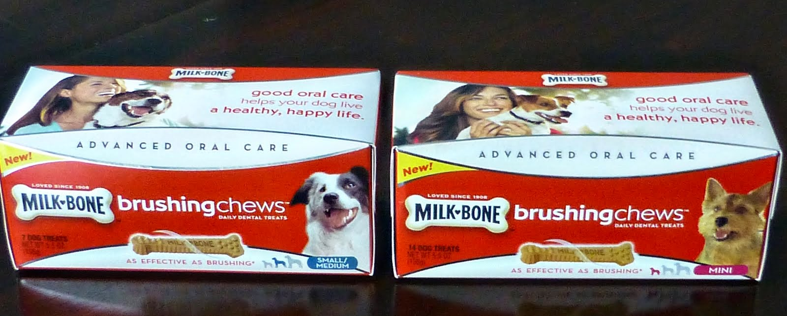 Enter To Win Milk-Bone Brushing Chews + $25 Visa
