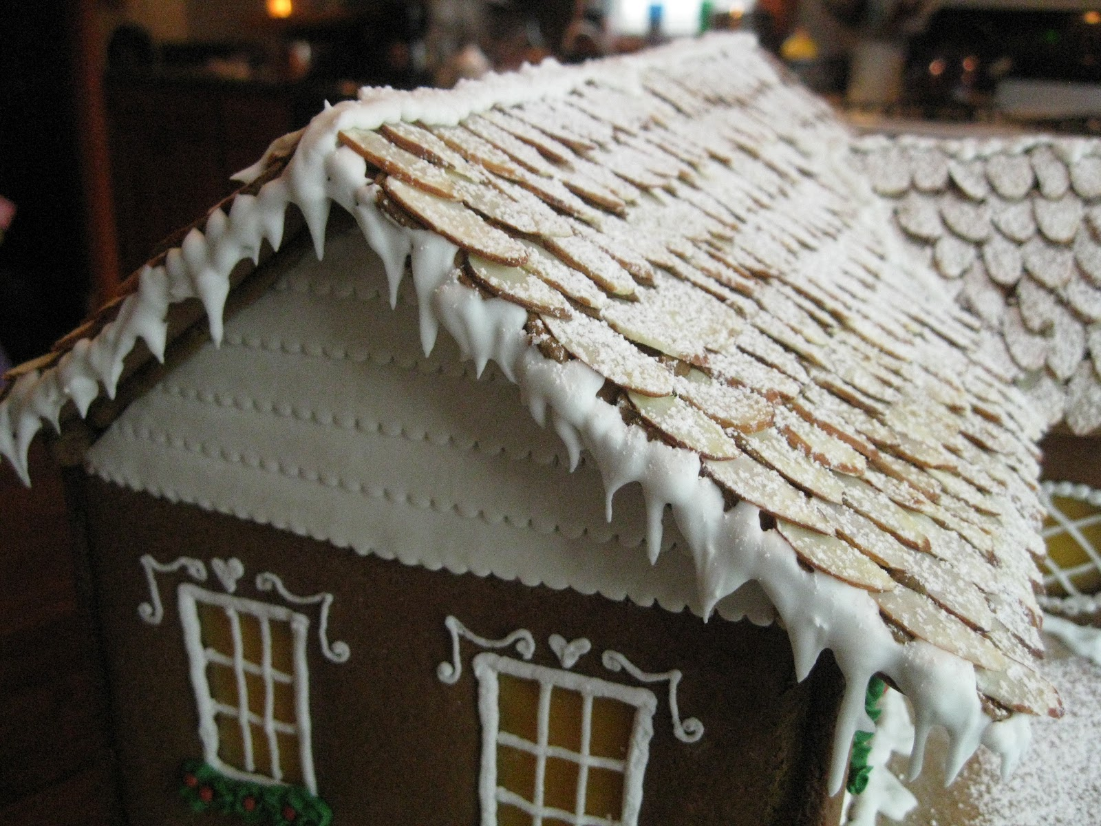 Premade Gingerbread Houses Tis The Season For Building Gingerbread Houses Blogs The