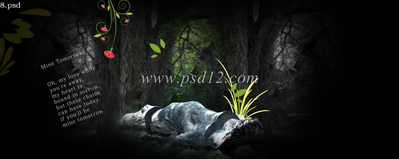 New Psds Backgrounds For Karizma Album Photoshop