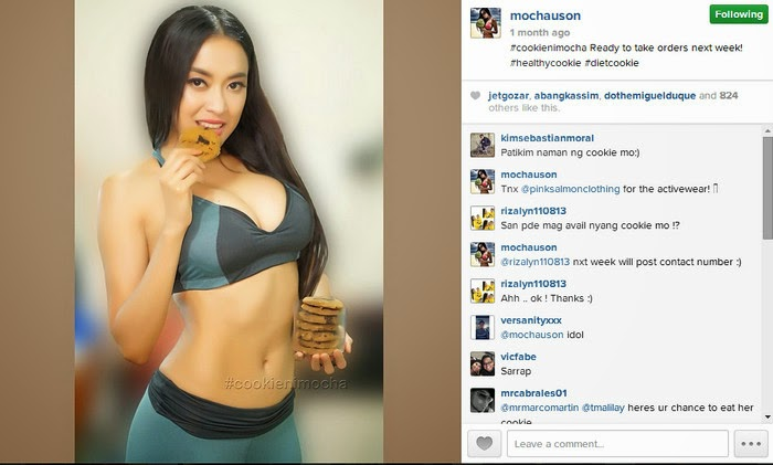Cookie ni Mocha, Mocha Uson, Social Media Marketing