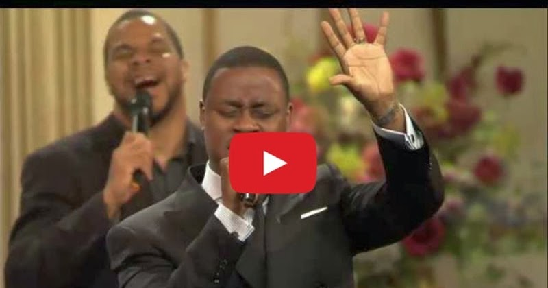 My God is Awesome - Charles Jenkins - A Powerful Worship Song - Must Watch Video