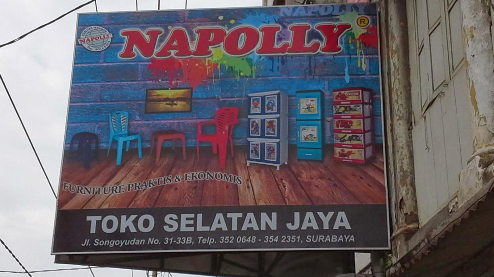 Selatan Jaya distributor barang plastik Surabaya