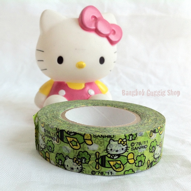 masking tape kitty