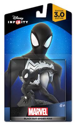 TOYS : JUGUETES - DISNEY Infinity 3.0   Black Suit Spider-Man : Marvel Figura - Muñeco - Videojuego Marzo 2016 | A partir de 6 años Comprar en Amazon España & buy Amazon USA