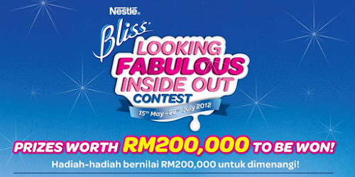 Nestle Bliss 'Looking Fabulous Inside Out' Contest