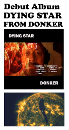 DYING STAR - Debut Album by Donker