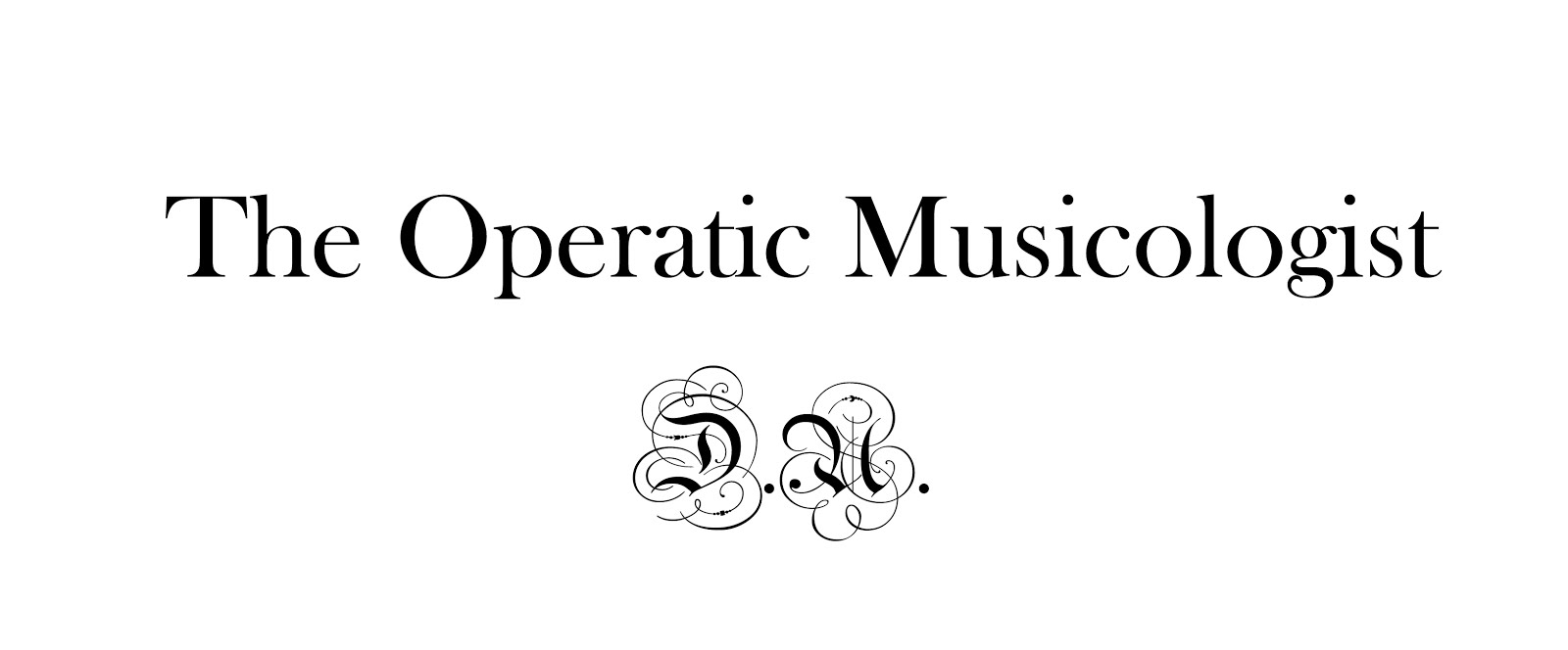 The Operatic Musicologist on Facebook