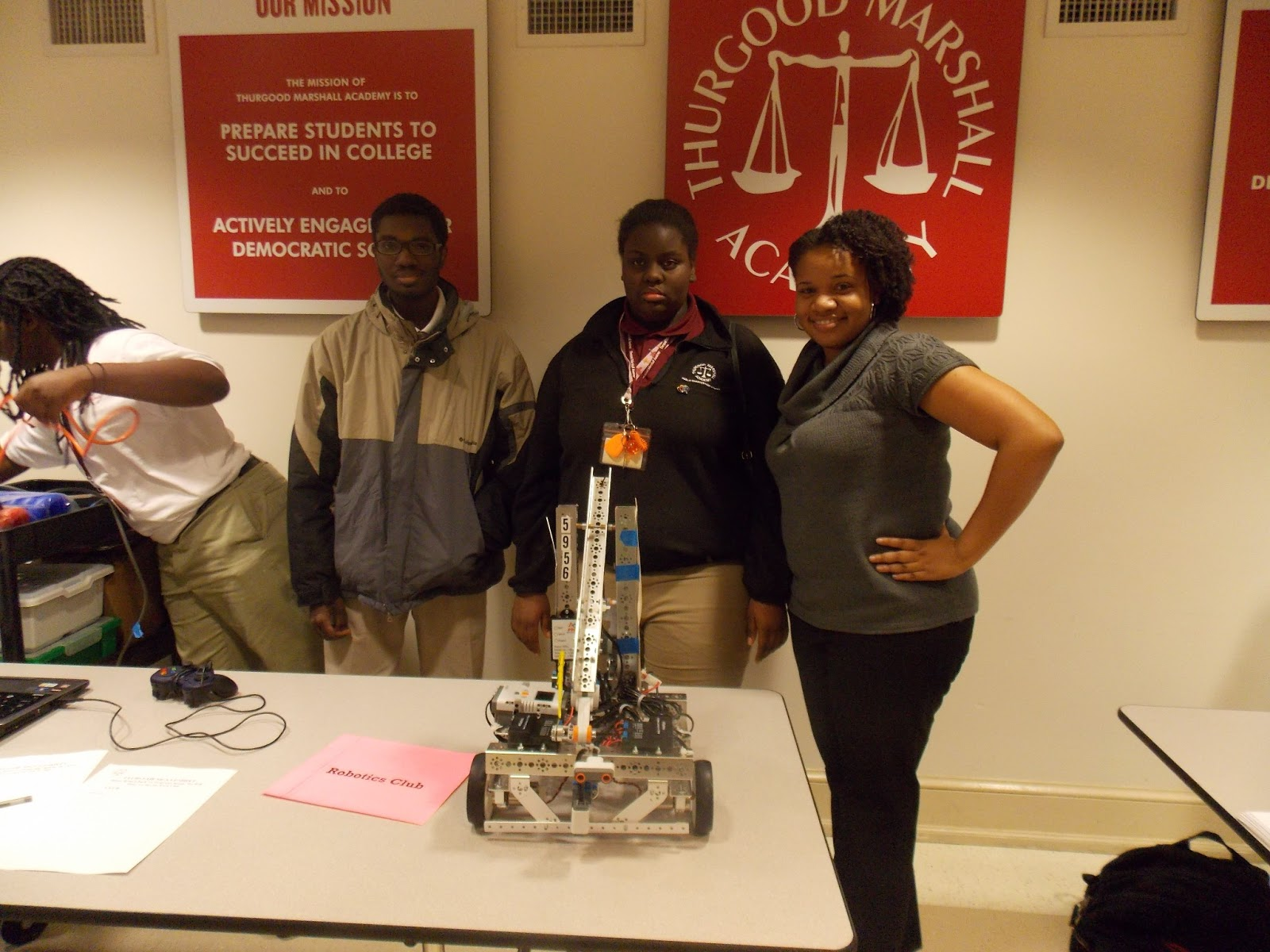 the other 17 hours ms williams robotics advisor robotics members