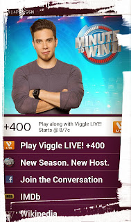 Minute To Win It, Viggle LIVE, Viggle, Viggle Mom