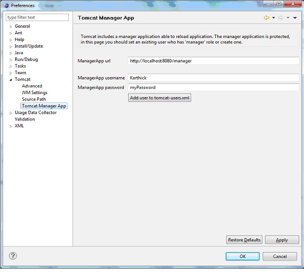 how to add tomcat server in eclipse oxygen