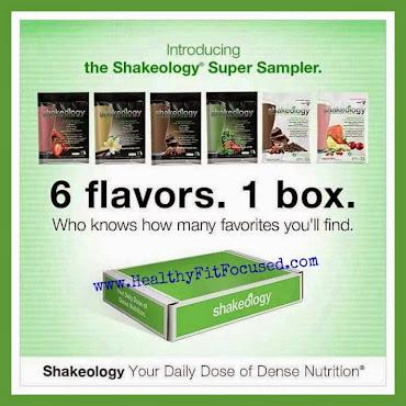 Shakeology Sampler