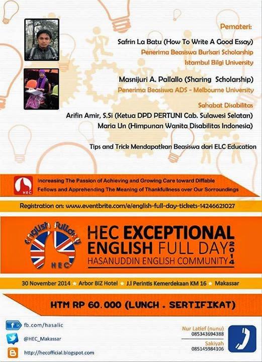 Ayo Joing 30 Nov '14 English Full Day