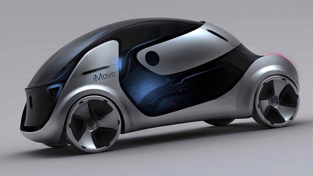Apple iCar - Titan