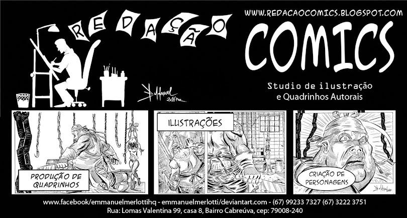 Redação Comics